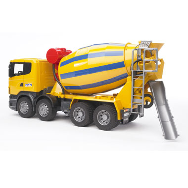 cement deze Werkvoertuigen