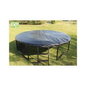 trampoline rond met