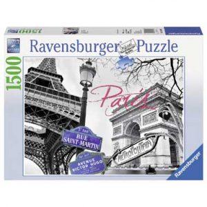 puzzel mon amour Paris