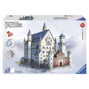 puzzel D puzzels Neuschwanstein