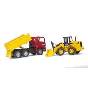 kiepwagen  Werkvoertuigen