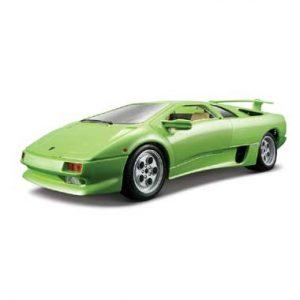 van  het Lamborghini