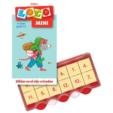 doos Loco spellen Mini