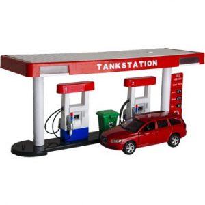tankstation met