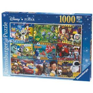 puzzel duizend Pixar