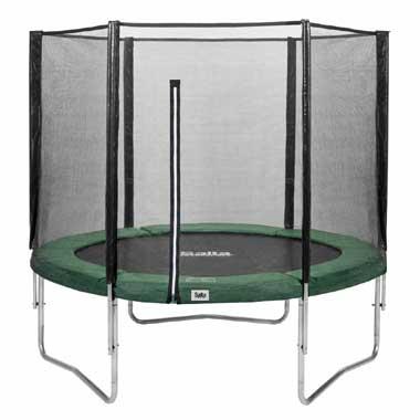 trampoline cm veiligheidsnet