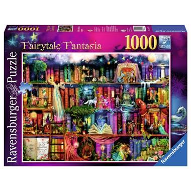 puzzel Fantasia Fairytale