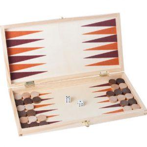 schaak materiaal hout