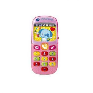 van telefoontje baby