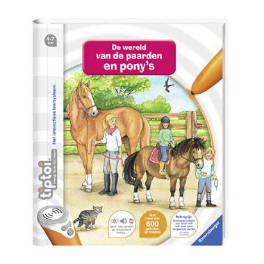 van paarden  Speelfiguren