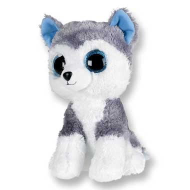 knuffel hond Ty Slush