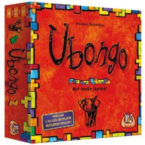 en je Ubongo zelfbedachte