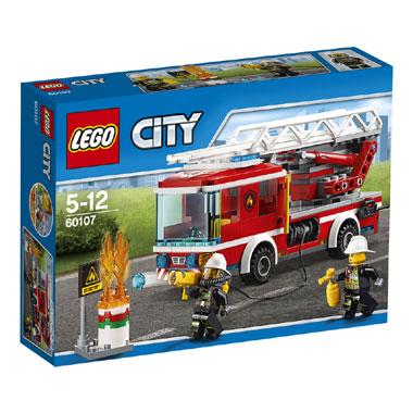 LEGO ladderwagen in