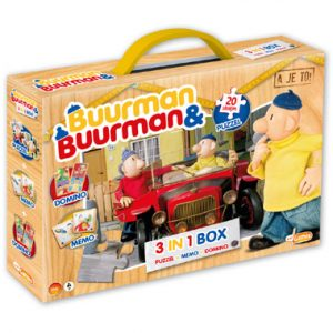 in Buurman spellenbox