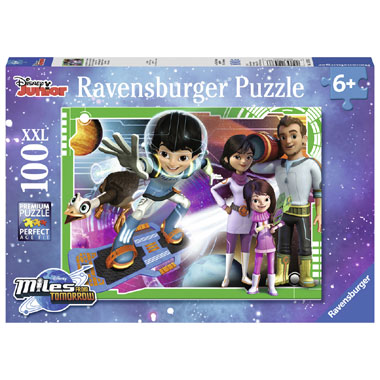 van puzzel XXLstukjes
