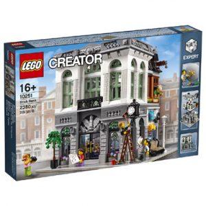 stenen bank LEGO Creator