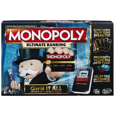 het Monopoly spel Extreem