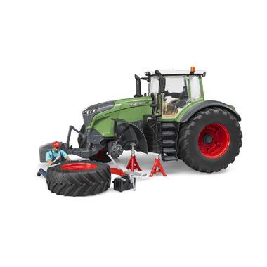 tractor met Vario Fendt
