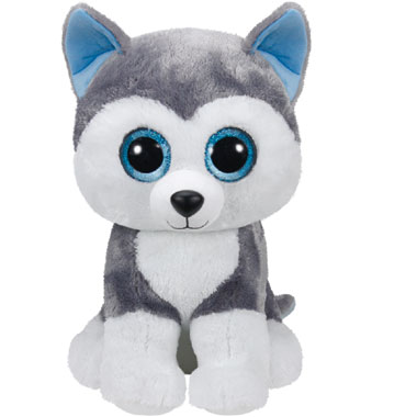 knuffel is hond Slush