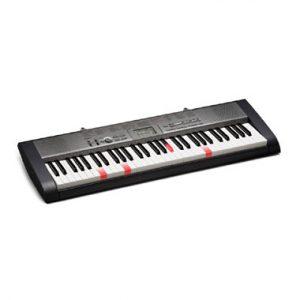 verlichte met keyboard
