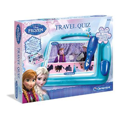 Travel Quiz Frozen