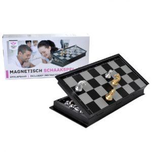 schaakspel magnetisch