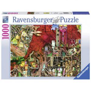 puzzel wereld verborgen