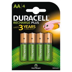 batterijen oplaadbare