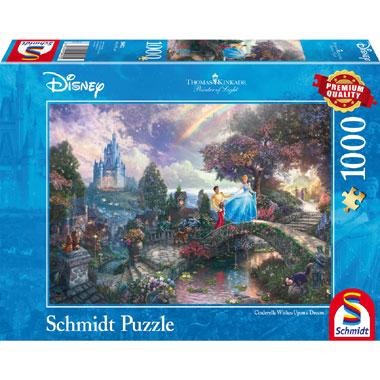 puzzel Cinderella winkel