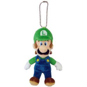 pluche Mario sleutelhangdaar