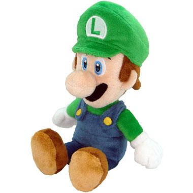 knuffel Mario Luigi