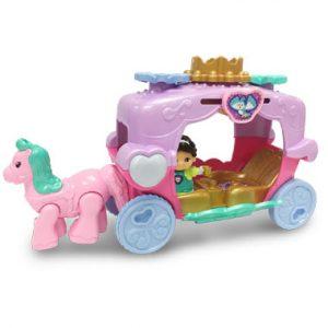 koets speelset prinses