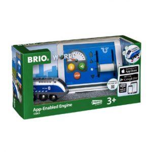 locomotief BRIO met