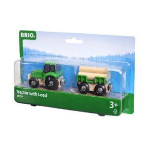 tractor met BRIO het