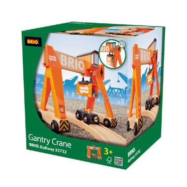 laadkraan BRIO  Speelgoed