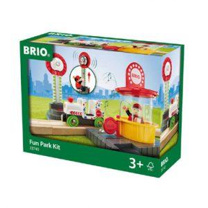 BRIO set pretpark