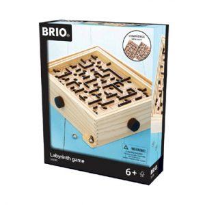 het BRIO labyrint zonddaar