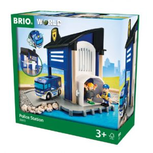 BRIO politiestation