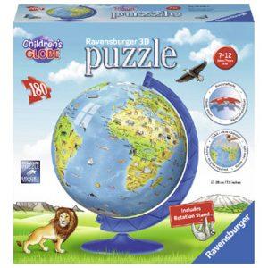 puzzel puzzels kinderglobe