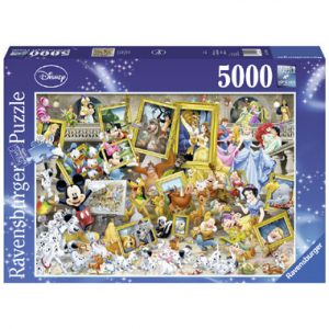 puzzel  Mouse Mickey