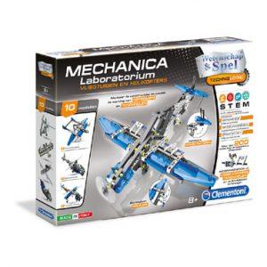 vliegtuigen mechanica