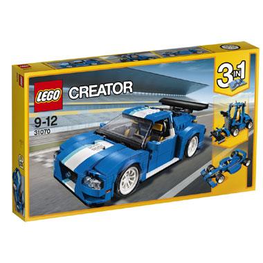 turbo LEGO Creator