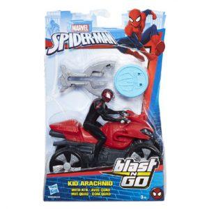 met Kid Go Blast Speelfiguren