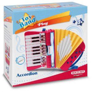 accordeon toetsen