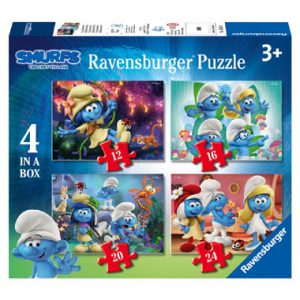 puzzelset plus + vierentwintig