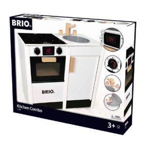 BRIO met keuken combo