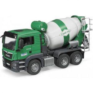 cement mixdaar groen