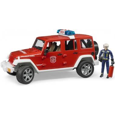 brandweerwagen met