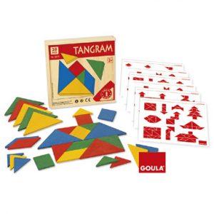 spellen Tangram Goula