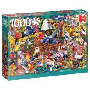 puzzel duizend Jumbo
